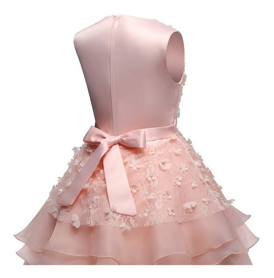 Hermoso Vestido Fiesta Paje Ceremonia Princesa Cenicienta