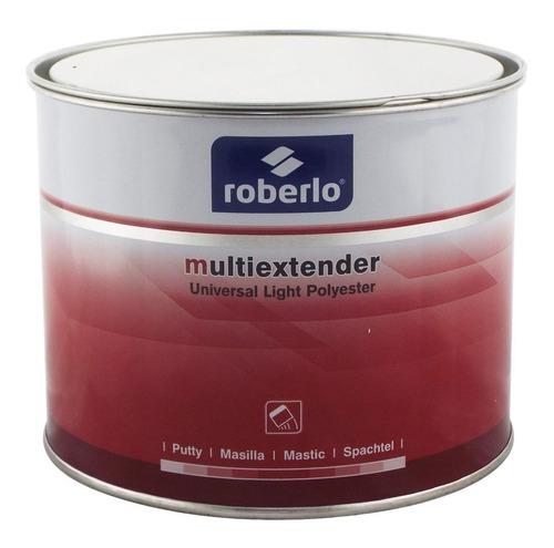 Masilla Poli Ester Multiextender 2,25 Lts. Roberlo - Iacono