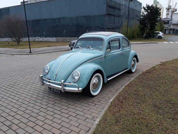 Volkswagen Fusca 1960 1300 Alemão