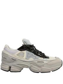 Raf Simmons X adidas - Ozweego - Black & White