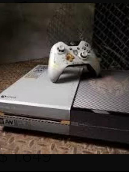 Xbox One 1 Terra Edição Call Of Duty