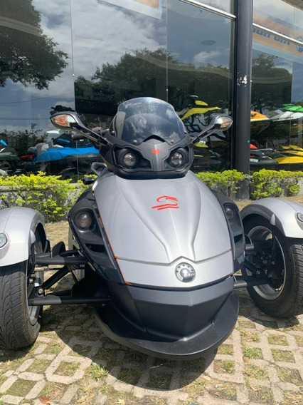 Brp Can Am Spyder Rs