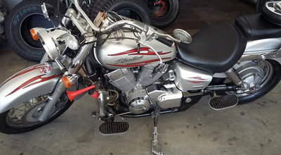 #honda Shadow 750