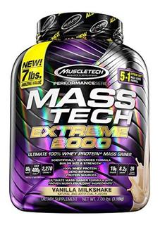 Proteina Ganador Muscletech Mass-tech 7 Lbs Extreme 2000