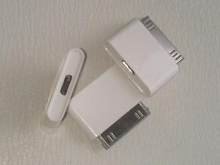 Cargador Conector iPhone 4 4s iPad 2 Y 3 iPod Touch -2v