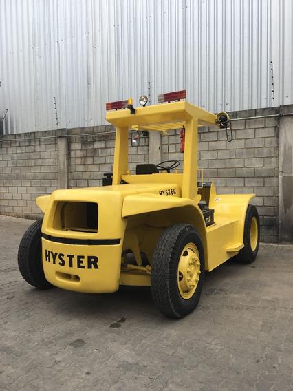 Empilhadeira - Hyster Modelo10ton