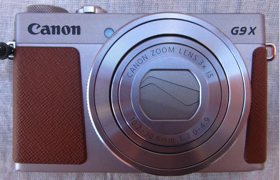 Canon G9x Mark Il Con Batería Y Cargador, Grande Y Pequeña!!