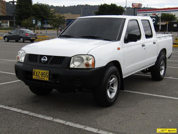 Nissan D22 Np 300 Mt 2400cc Aa 4x2 2ab