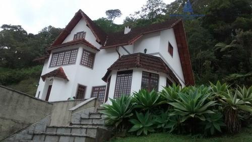 Casa A Venda No Bairro Granja Comary Em Teresópolis - Rj.  - Ca 0513-1