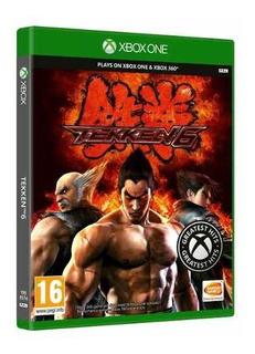 Tekken 6 Xbox One Offline