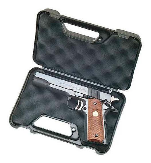 Estuche Mtm Para Pistola O Revolver Modelo Compacto Funda