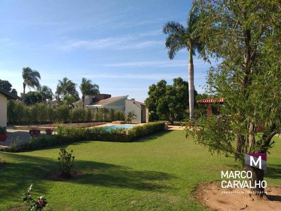 Chácara Com 3 Dormitórios À Venda, 2500 M² Por R$ 1.200.000,00 - Parque Dos Sabiás (padre Nóbrega) - Marília/sp - Ch0021