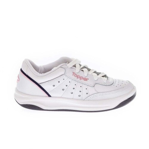 Zapatillas Topper Lady X Forcer Blanco/rosa
