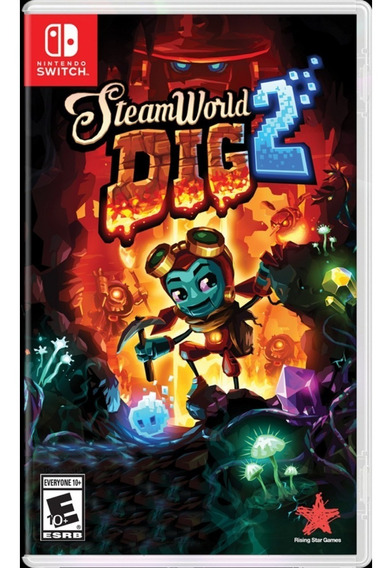 Steam World Dig 2 Switch Midia Fisica