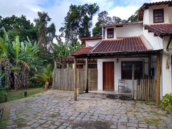 Casa 2 Suítes Em Condomínio Fechado Em Paraty-rj