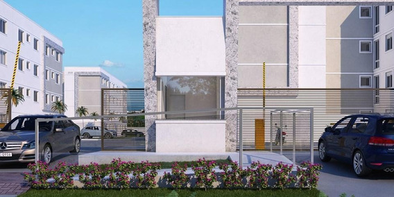 Apartamento Em Candeias, Jaboatão Dos Guararapes/pe De 40m² 2 Quartos À Venda Por R$ 169.900,00 - Ap149287