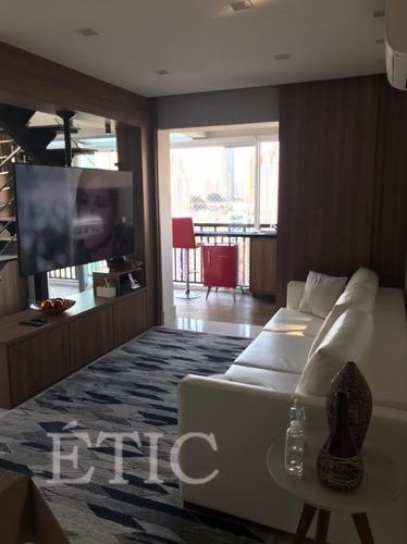 Imagem 1 de 15 de Apartamento - Vila Regente Feijo - Ref: 3116 - V-cob300