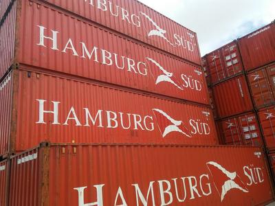 Contenedor Maritimo 40 Pies Standard Modulo Container Usados