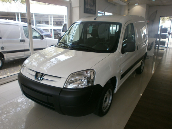 Peugeot Partner 1.6 Hdi Furgon Confort 5 Plazas 0km - Darc