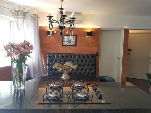 Cobertura Com 1 Dormitório À Venda, 92 M² Por R$ 1.200.000,00 - Vila Nova Conceição - São Paulo/sp - Co0065