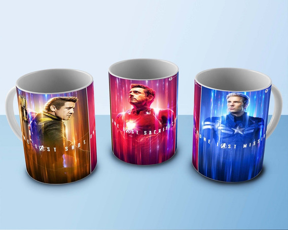 Caneca The Avengers