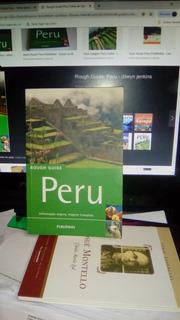 Rough Guide Peru / Folha De São Paulo