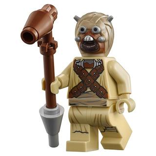 Lego Tusken Raider Minifigura Original Envio Gratis
