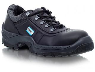 Zapato De Trabajo Y Calzado Seguridad Ozono Ombu Negro