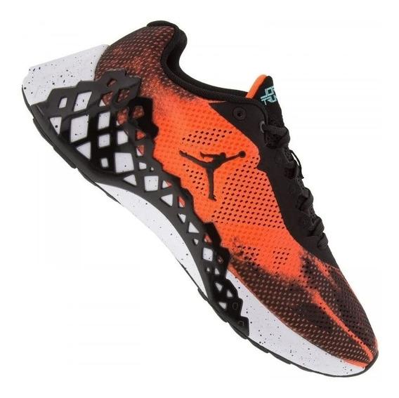 Tênis Nike Air Jordan Trunner Lt Orange Machine