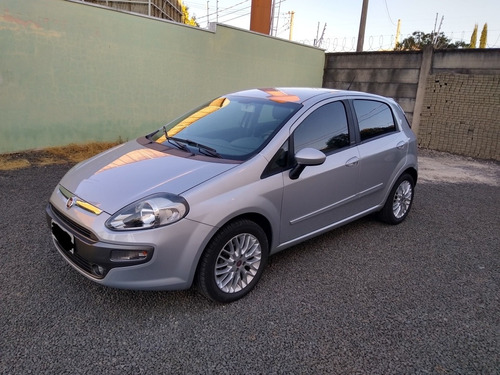 Imagem 1 de 12 de Fiat Punto 2013 1.6 16v Essence Flex 5p