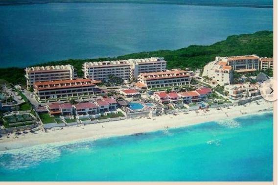 Departamento En Zona Hotelera Amueblado, Acceso A La Playa
