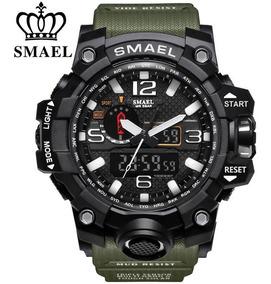 Relógio Masculino Smael Original Militar Esportivo Digital