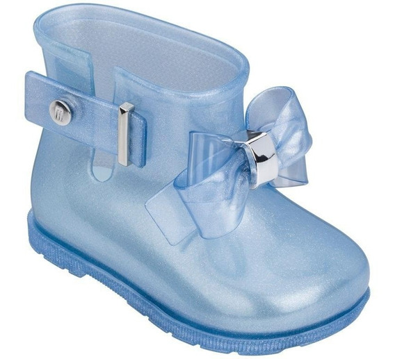 Bota Mini Melissa Sugar Rain Princess