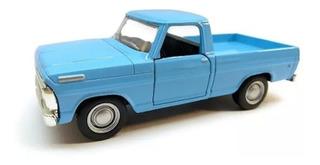 Miniatura Ford F100, Clássicos Nacionais , Nova