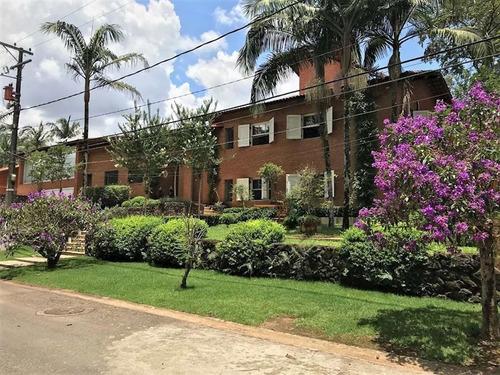 Jd Colonial - Linda, Espacosa E Confortavel. 4 Sts, Lareiras - 1094