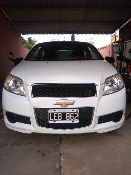 Chevrolet Aveo G3 1.6 Ls 2012