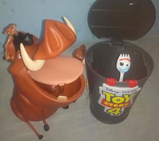 Palomeras De Toy Story 4 Y Rey León, No Nintendo Switch