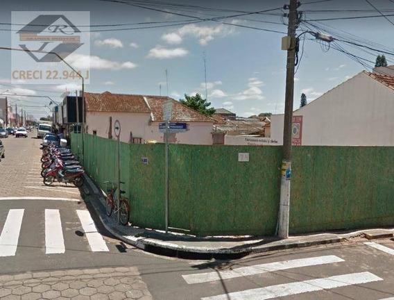 Terreno À Venda, 314 M² Por R$ 1.758.750 - Alfredo Soncini - Paraguaçu Paulista/sp - Te0561