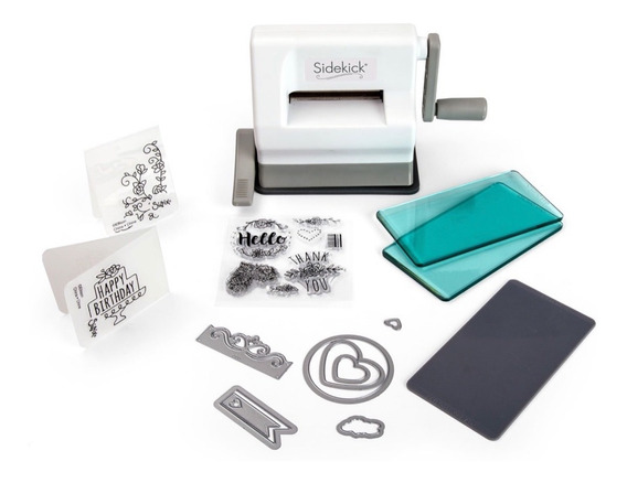Maquina Suajadora Troqueladora Sidekick Kit Big Shot Mini