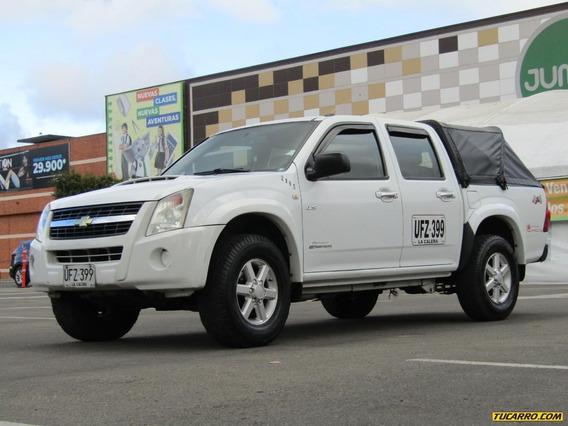 Chevrolet Luv D-max Dc Mt 3000cc Aa Ab