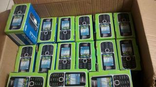Lote De 40 Aparelhos Nokia C2 01