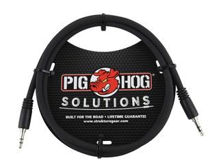 Cable Auxiliar Plug 3.5mm De 1.82 Metros Pig Hog Px-t3506