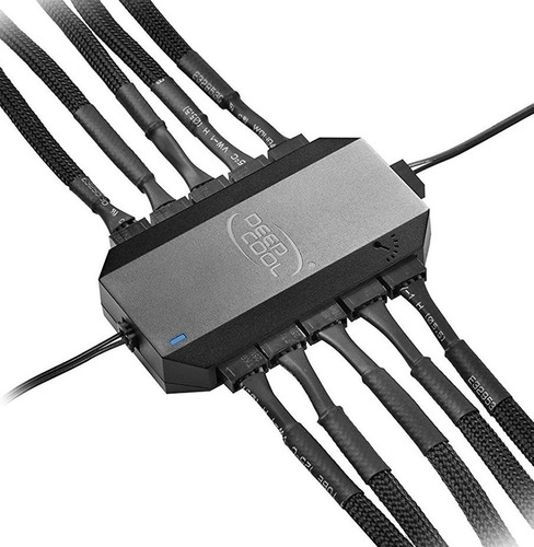 Deepcool Fh-10 Hub De Ventilador Integrado