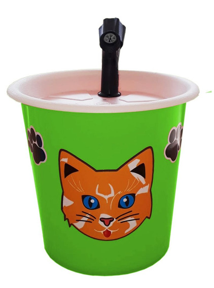 Bebedouro Fonte Para Gatos 2,5l