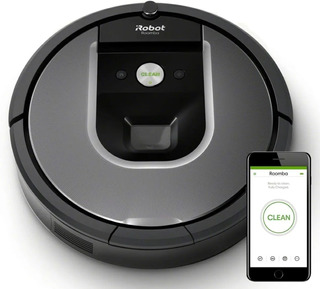 Irobot Roomba 960 Robot Aspirador - Dirt Detect - Wifi Stock