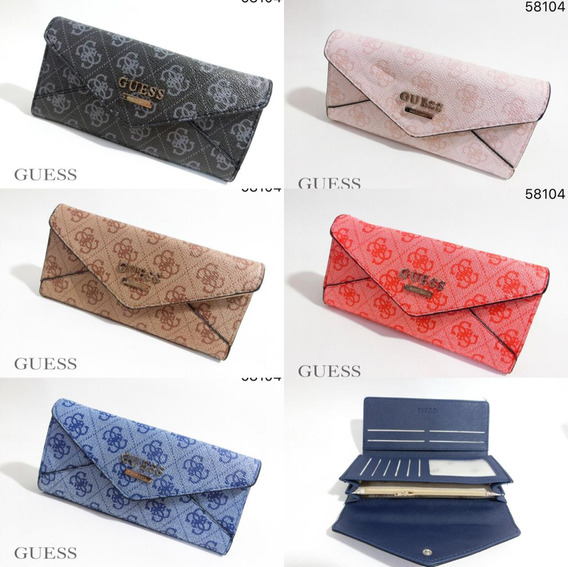Billetera Para Mujer Guess /tous / Victoria Secret /gucci Mk