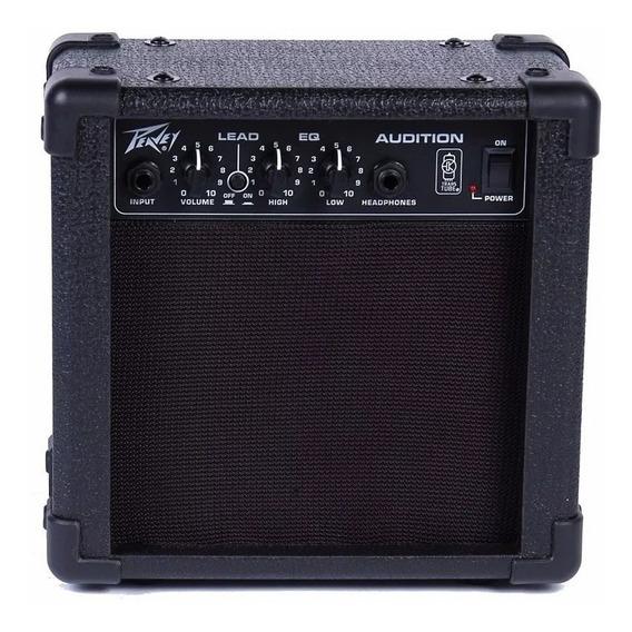 Amplificador De Guitarra Audition Peavey