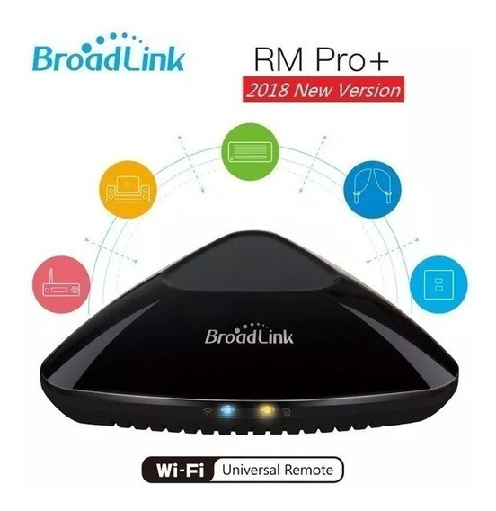 Controle Remoto Residencial Broadlink Rm3 Pro+ Google Home