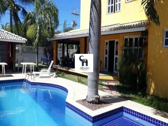 Eleven Imóveis, Casa A Venda Ou Aluguel Em Stella Maris 20 Suítes, 800 M². - Cs00452 - 34306120