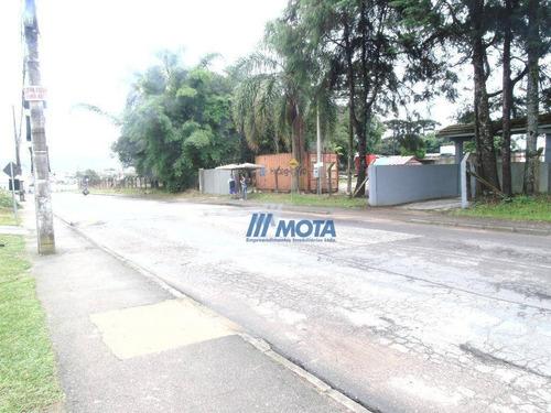 Terreno À Venda, 5884 M² Por R$ 2.300.000,00 - Costeira - São José Dos Pinhais/pr - Te0163